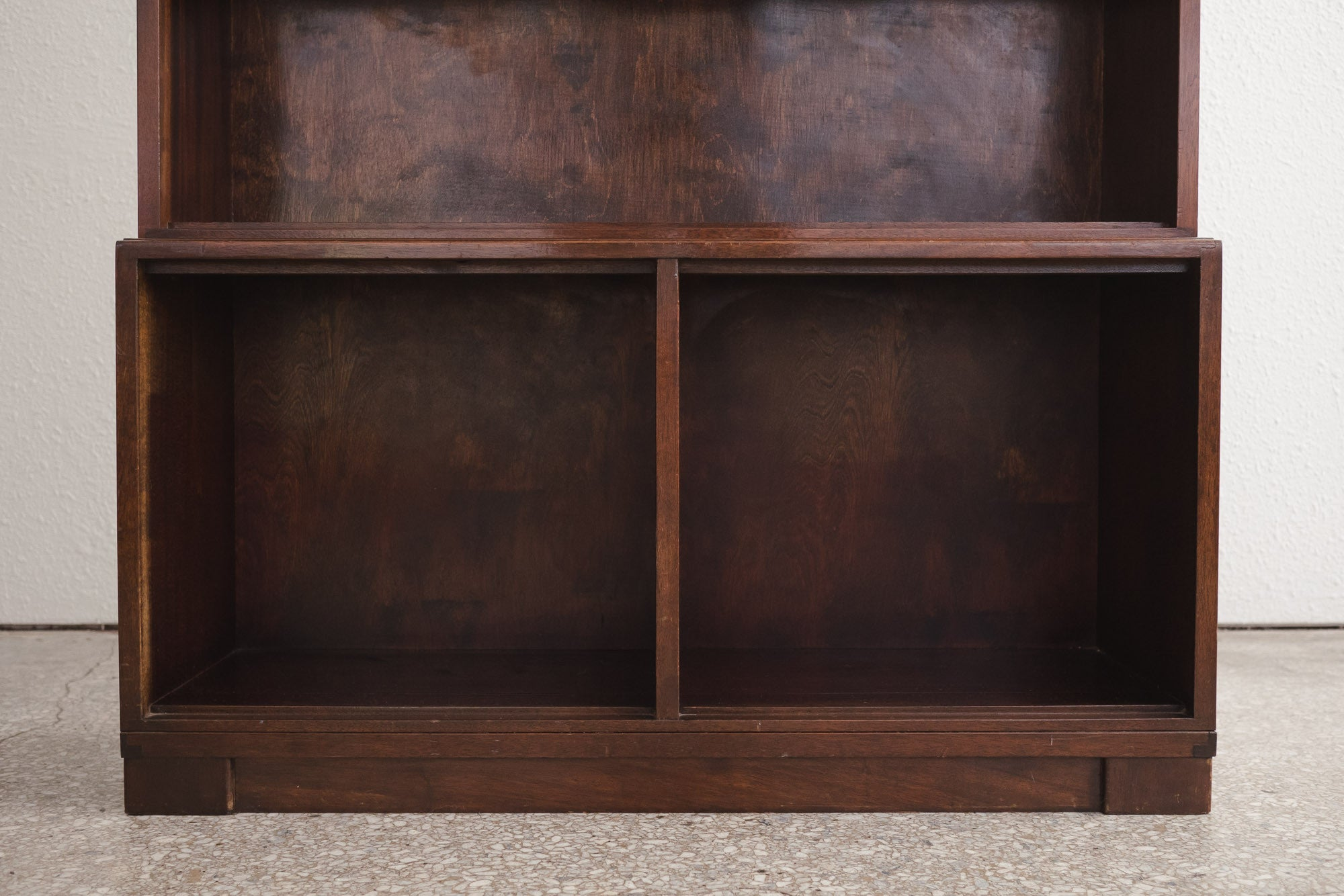 Antique Modular Bookshelf