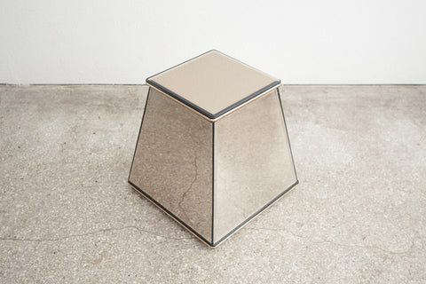 MC Mirrored Side / End Table