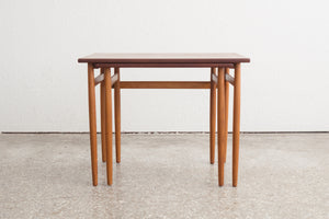 MC Pair Nesting Tables