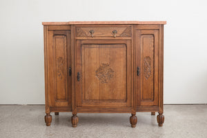 Stone Top Buffet / Cabinet