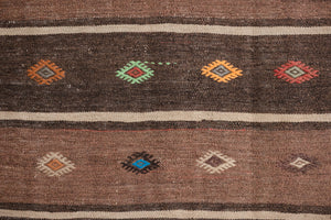 5x6.5 Turkish Kilim Rug | CAREN
