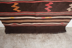 4x5.5 Turkish Kilim Rug | BEDIA