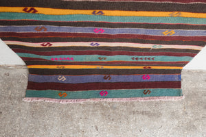 2.5x6 Turkish Kilim Rug | ALIYE