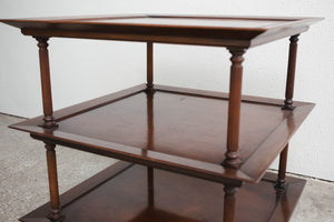 Antique 3 Tier Table