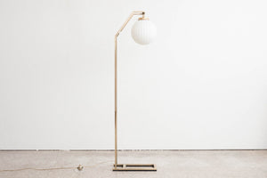 MC Gold Globe Lamp