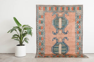 6x8 Turkish Rug | ACELYA