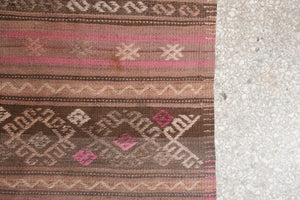 4.5x6 Turkish Kilim Rug | ATAKAN