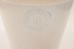 Antique 6Gal Pacific Stoneware Crock