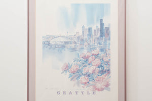 Seattle by Jess Cauthorn 1989