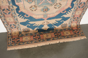 5.5x8 Turkish Shiravan Rug | DILAVER