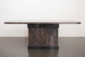 Stone Dining Table
