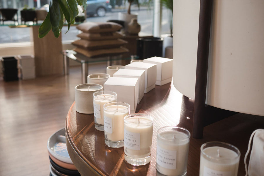 NA NIN Pairings Candle 5oz | Fig Leaf + Olive Branch