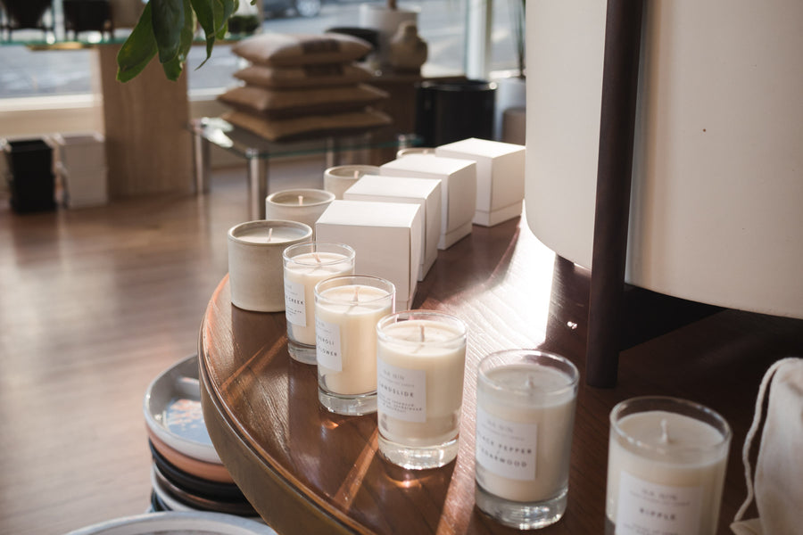 NA NIN Signature Candle 5oz | Willin'