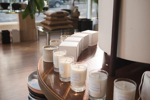 NA NIN Pairings Candle 5oz | Dark Neroli + Lotus Flower