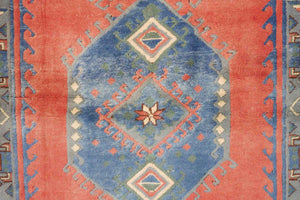 5x8 Turkish Shiravan Rug | ERTEN