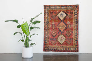 4x5 Persian Rug | NUBAN