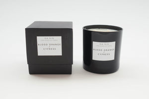 NA NIN Pairings Candle 9oz | Blood Orange + Cypress