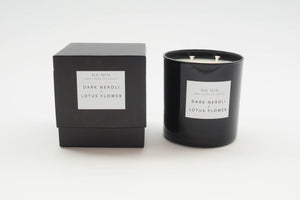 NA NIN Pairings Candle 9oz | Dark Neroli + Lotus Flower