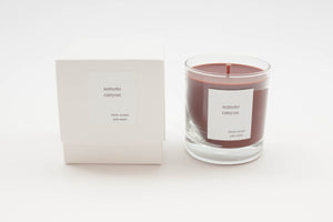 NA NIN Places Candle 8oz | Somoto Canyon