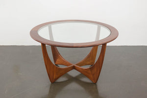Astro G-Plan Circle Coffee Table