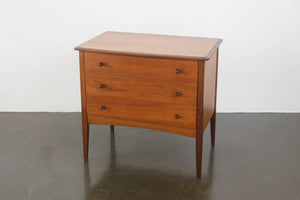 Mid Century Compact Highboy