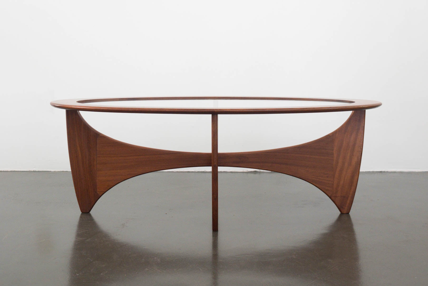 Astro Coffee Table.Astro G Plan Oval Coffee Table