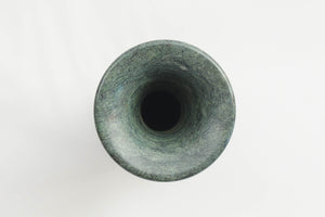Green Marble Vase