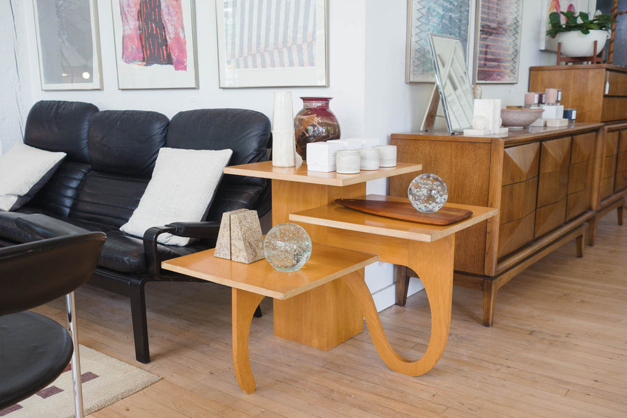Post Modern Display Table