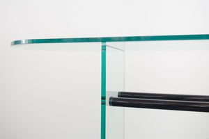 Cattelan Italia Glass Console
