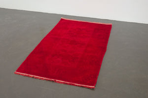 2.5x4 Turkish Overdyed Rug | FADIME