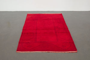 3x5 Turkish Overdyed Rug | FAIK