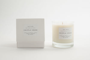 NA NIN Signature Candle 8oz | Cripple Creek