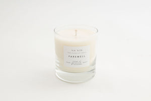 NA NIN Signature Candle 8oz | Farewell