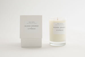 NA NIN Pairings Candle 5oz | Blood Orange + Cypress