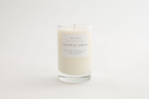 NA NIN Signature Candle 5oz | Cripple Creek