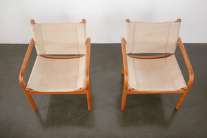 MC Danish Safari Chairs