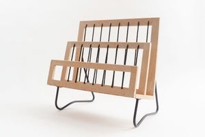 MC Butler Magazine Rack