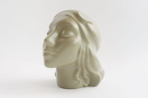 Ceramic Woman Sculpture