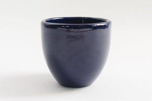 "5"" Pot / Planter - Cobalt Bell"