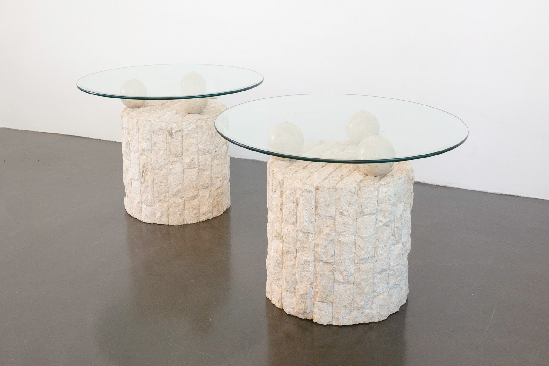 - Magnussen Ponte Side Tables - Homestead Seattle