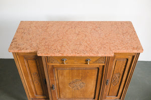 French Marble Buffet