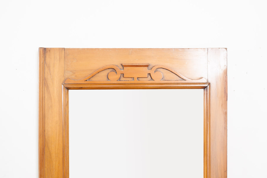 Antique Armoire Mirror - Vintage Rugs, Furniture And Home Goods From Seattle, Washington