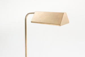 Brass Pharmacy Lamp