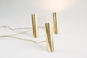 Brass Uplight Lamps