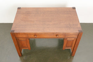Mission Oak Desk
