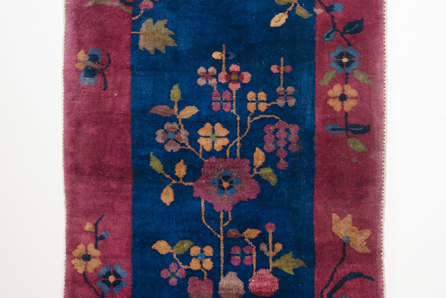2x4 Chinese Art Deco Rug
