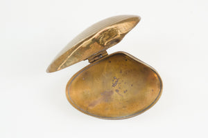 Brass Shell Box