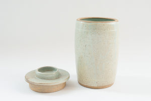 Hand Thrown Ceramic Jar