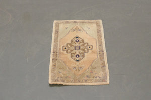 2x3 Turkish Oushak Rug | FEYZA