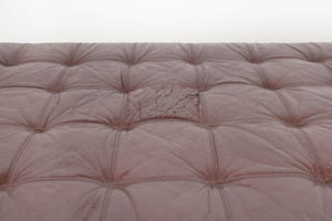 MC Leather Chaise